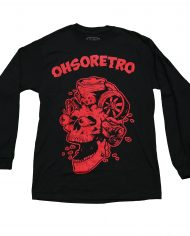 OSR Black GearHead Long Sleeve