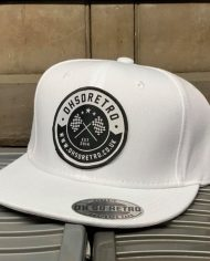 White Patch Snapback